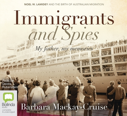 Image for Immigrants and Spies