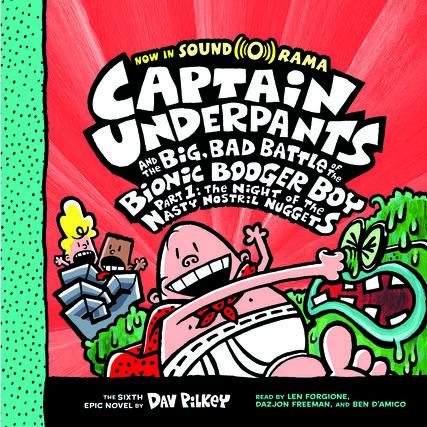 Captain Underpants #6